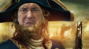 """Като в """"Карибски пирати"""" мъртвите души решават кой ще управлява!"""